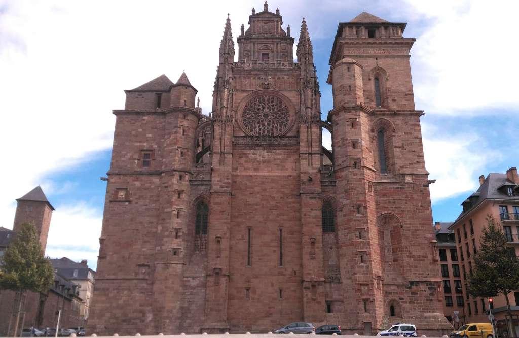La Cathédrale de Rodez !