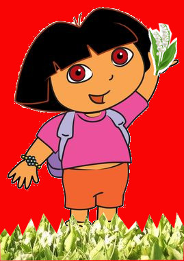 Dora et le muguet, un montage de la qualité.