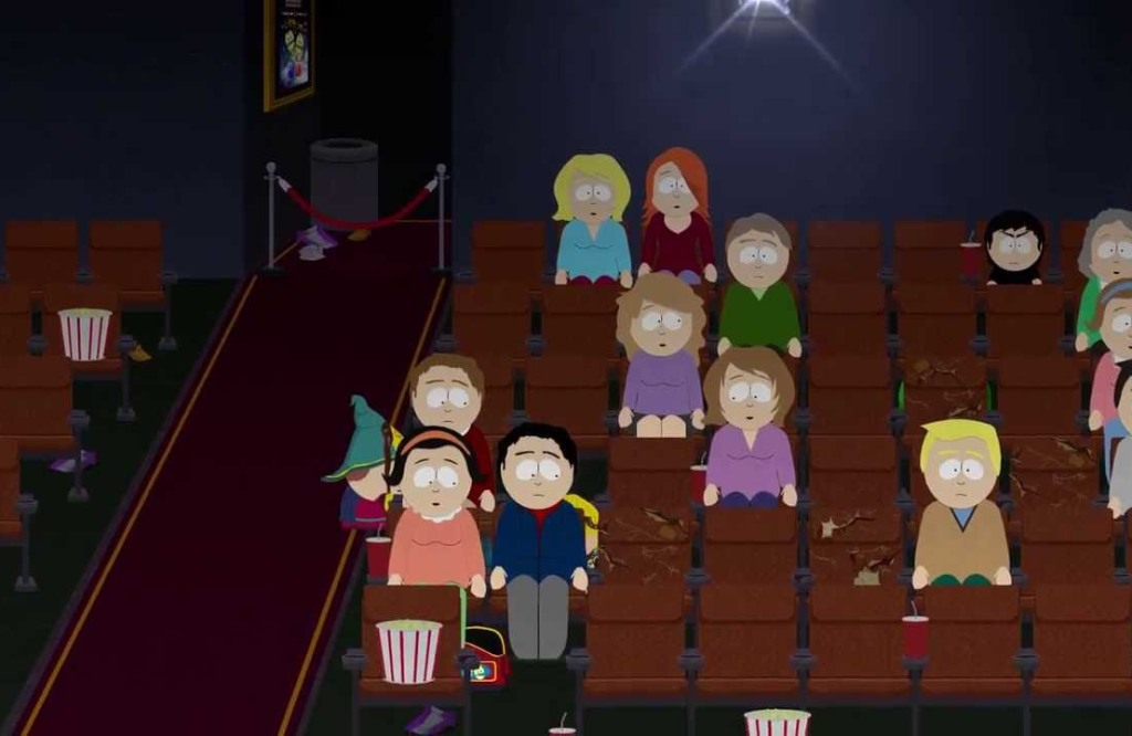 cinema south park stick of truth